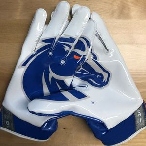 NEW Nike Vapor Jet 4 Boise State Football WR glove